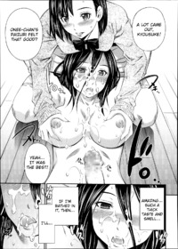 Drunk Older Sister - Chapter 2 Sample